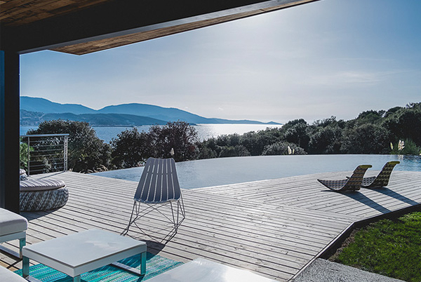 Dessus Valinco, Corsica, France | small luxury hotels, boutique hotels