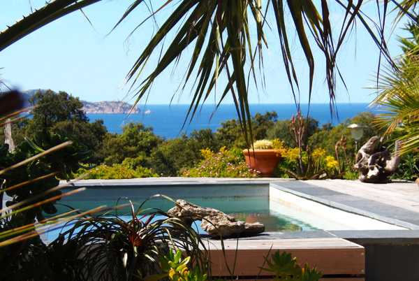 Modern Bungalow - Lumio, Corsica, France | vacation home rentals