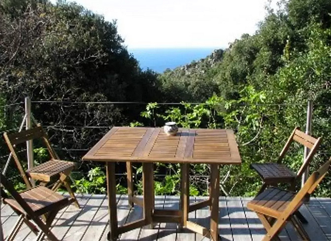 Riviera View House, Èze, French Riviera, France   vacation home rentals