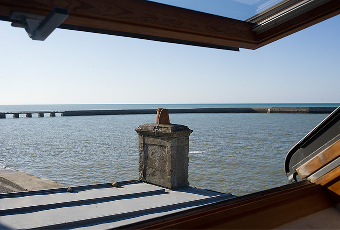The Boat House, Port-en-Bessin, Normandy, France   vacation home rentals