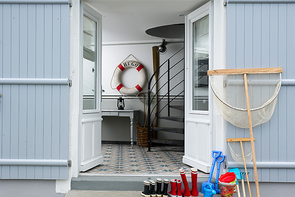 The Boat House, Port-en-Bessin, Normandy, France | vacation home rentals
