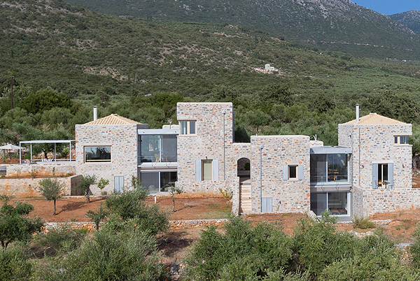 Design Villa, Mani, Greece | holiday homes, holiday rentals
