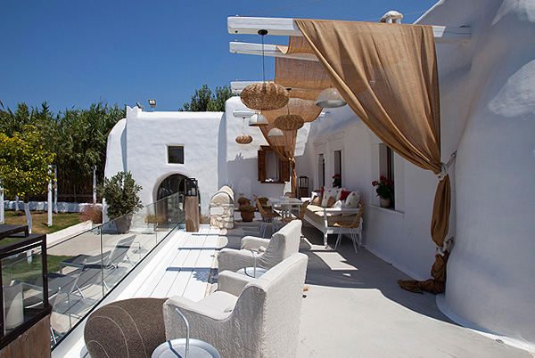 Kallos Naxos, Chora, Naxos Island, Greece | villas for rent, villas to rent