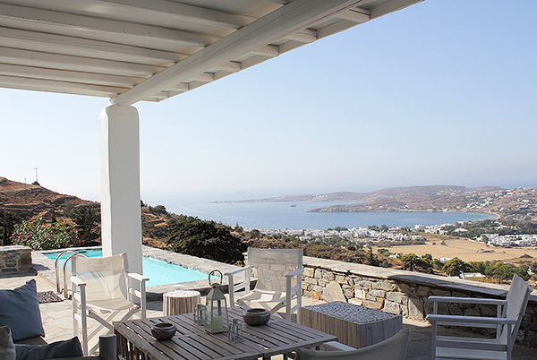 Paros Haven, Aegean Islands, Greece | villas for rent, villas to rent