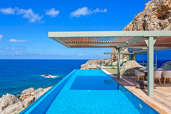 Villa Aqua et Terra, Chania, Crete, Greece | villas for rent, villas to rent