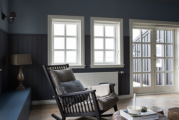 The Black House, Borgarnes, Iceland   vacation home rentals