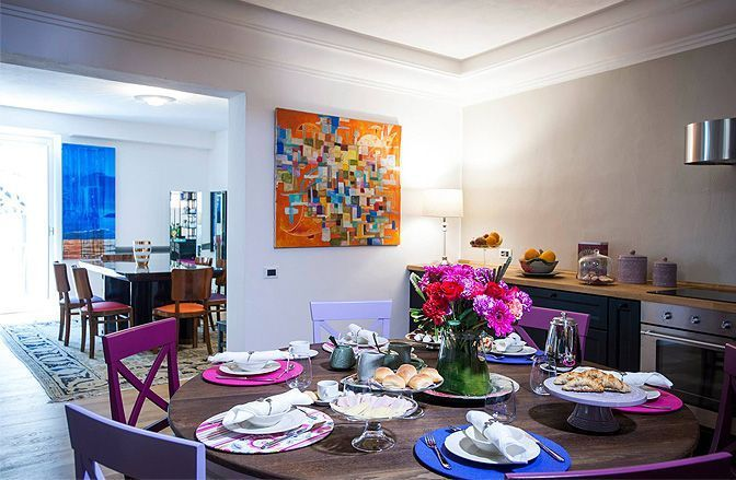 Palazzo Moncada - Palermo, Sicily, Italy | pet friendly houses for rent, pet friendly vacation rentals