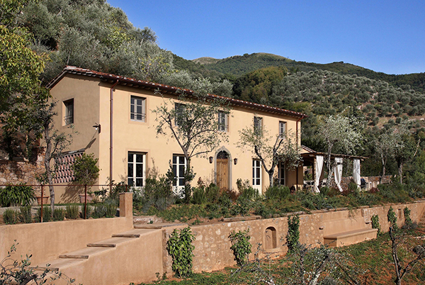 Casa Teresa, Camaiore, Tuscany, Italy | pet friendly houses for rent, pet friendly vacation rentals