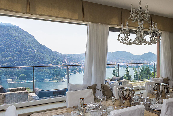Como Villa, Lake Como, Italy | holiday homes, holiday rentals