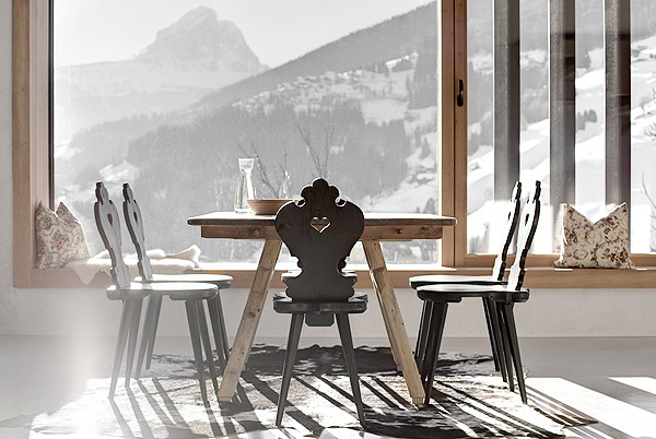 Dolomite Chalet, Pliscia, Italy | vacation home rentals