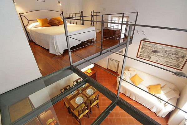 Trastevere Apartment, Rome, Italy | vacation homes for rent