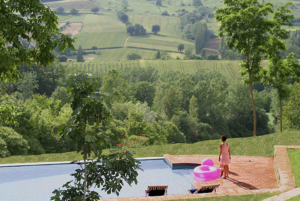 Umbrian Farmhouse, Montone, Umbria, Italy | vacation home rentals