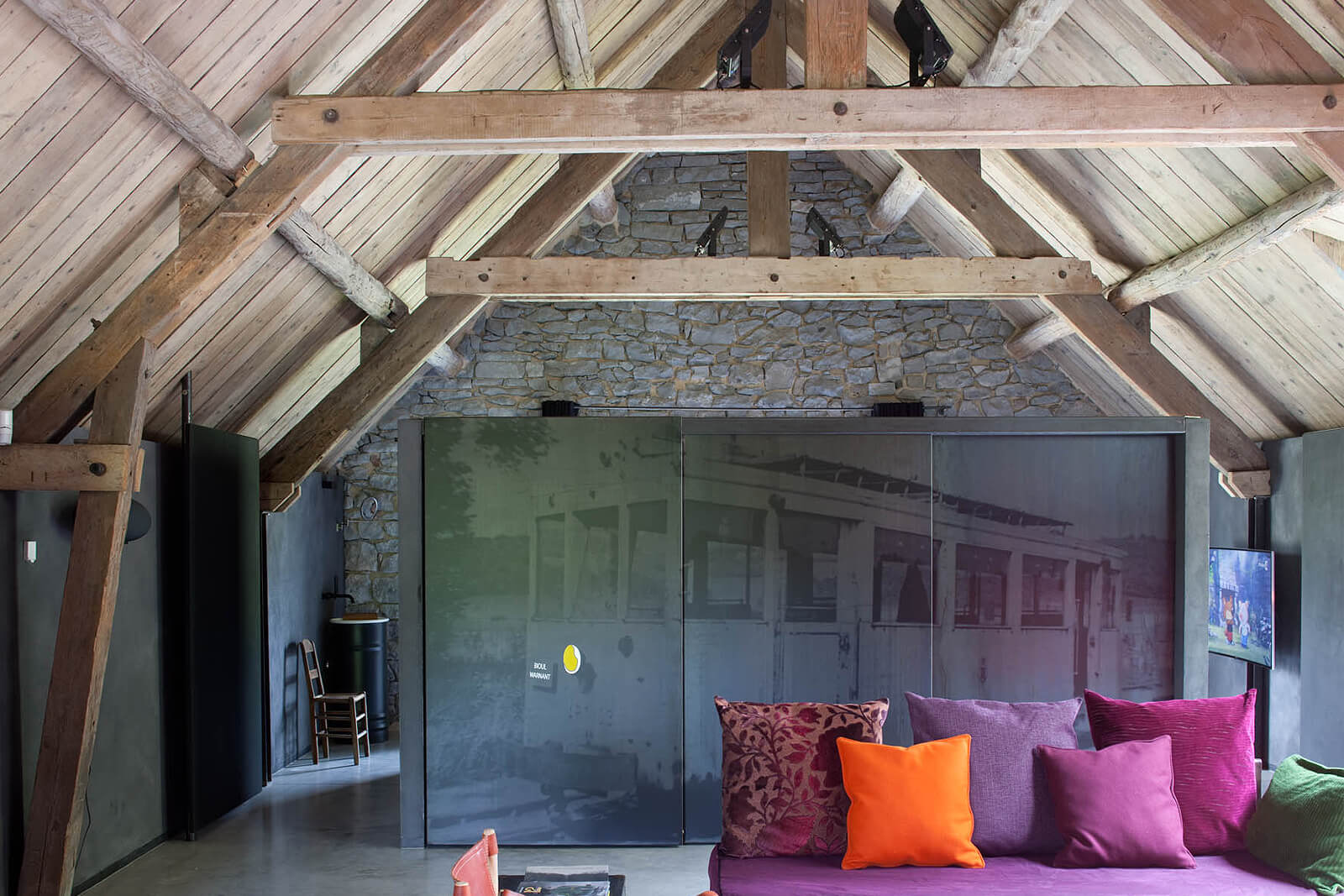 The Train Station, Bioul, Belgium | vacation home rentals