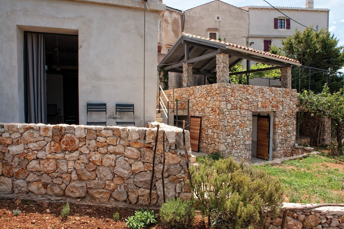 Vidovici Magazin, Island of Cres, Croatia | vacation homes for rent