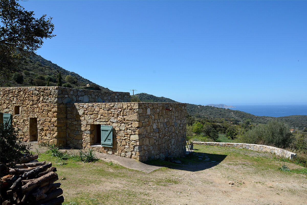 A Concaja, Corsica, France   holiday lettings