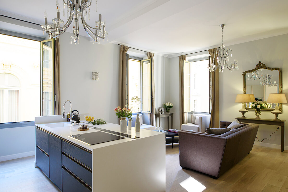 Classic Niçois Apartment - Nice, Cote d'Azur - Provence, France | vacation home rentals