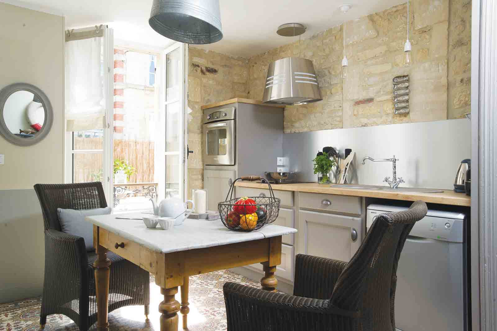 Harbor Apartment, Port-en-Bessin, Normandy France | vacation homes for rent