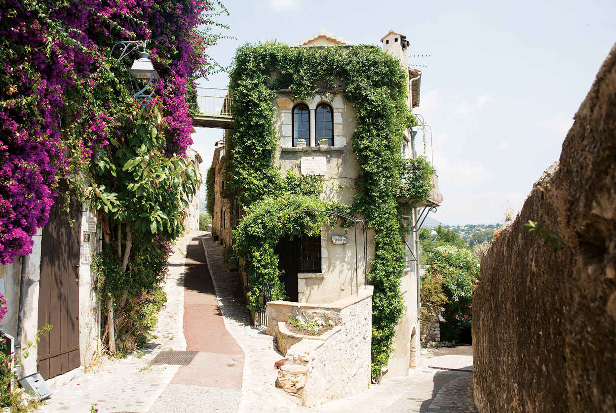 La Maison du Poete, St. Paul de Vence, France | vacation home rentals
