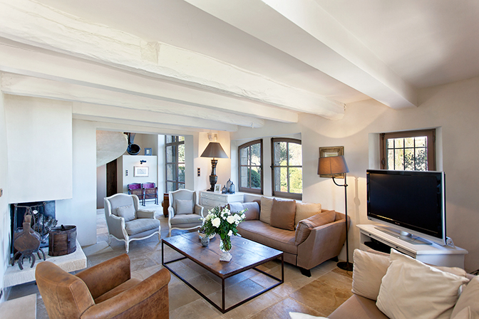 Old Stone House, Provence, France | villas for rent, villas to rent