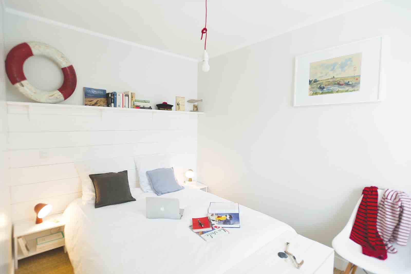 Sailor's Apartment  - Port-en-Bessin, Normandy, France   vacation homes for rent