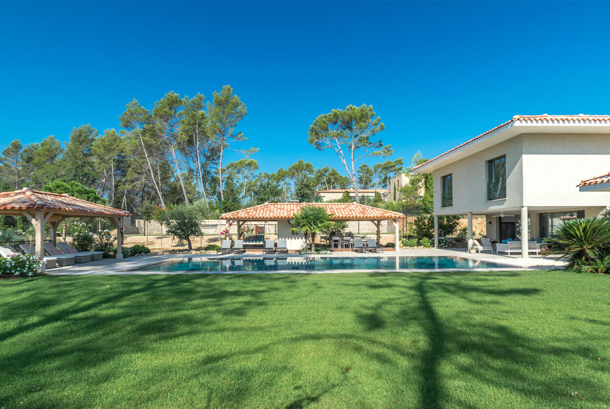 Villa Bois Fleuri - Tourrettes, Provence-Alpes-Côte d'Azur, France | vacation homes for rent