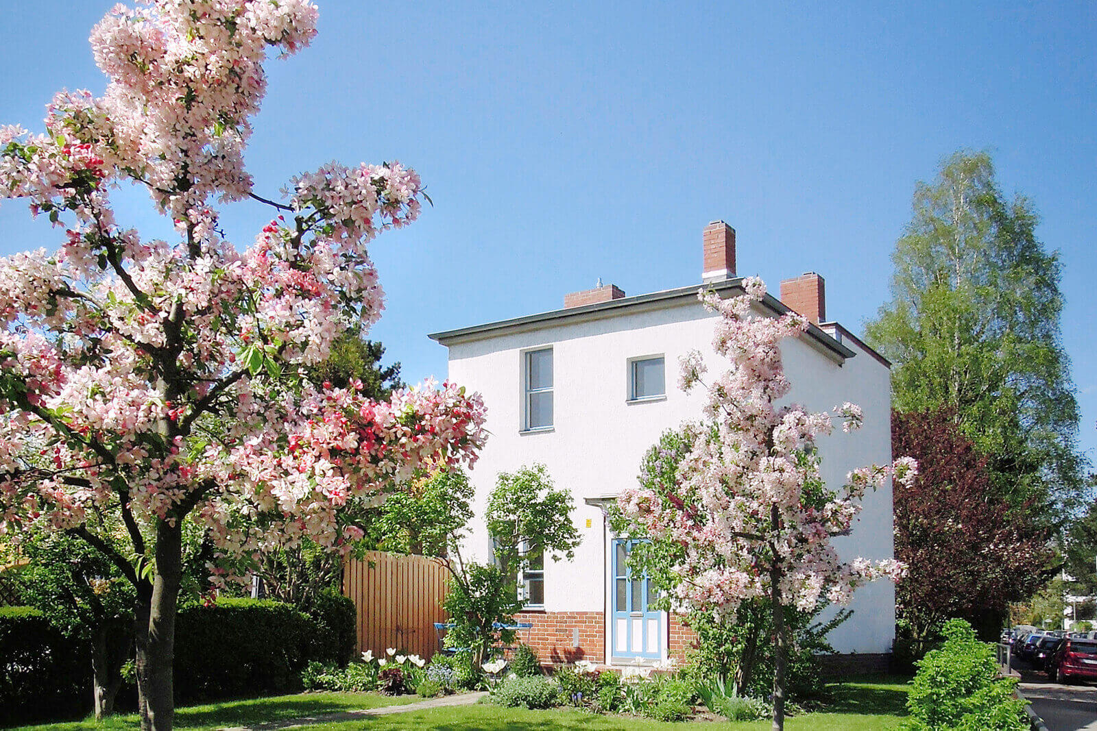 Bruno Taut House, Berlin, Germany | holiday homes, holiday rentals