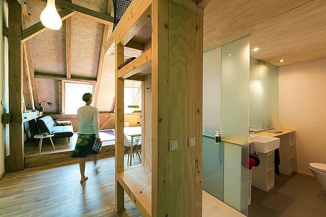 Stable Loft West, Rutenberg, Germany | vacation homes for rent