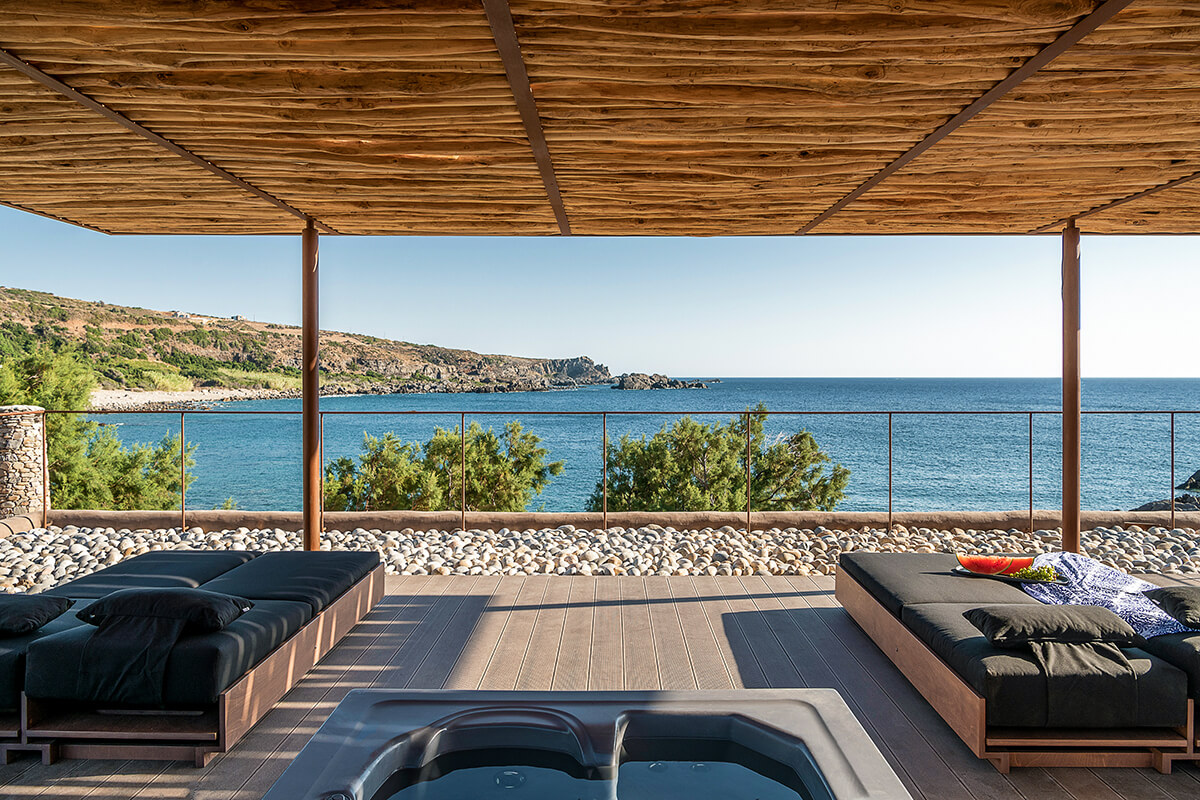 Native Beach Villa - Kissamos, Crete, Greece | villas for rent, villas to rent | villas for rent, villas to rent