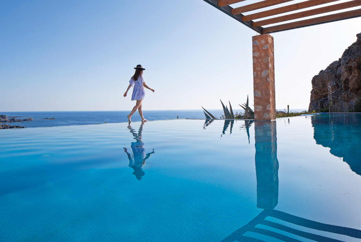 Villa Thea Koutoulas, Chania, Crete, Greece | villas for rent, villas to rent