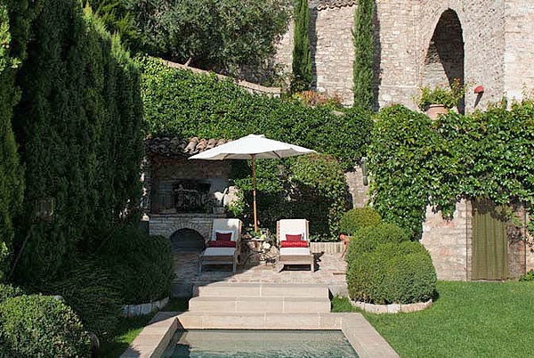 Barbanera Villa, Spello, Umbria, Italy | villas for rent, villas to rent