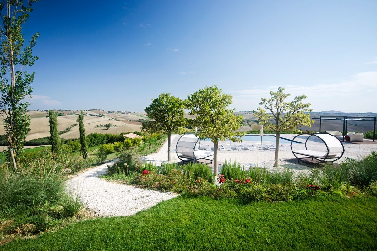 Cingoli Lofts: Tramonto, Le Marche, Italy | vacation homes for rent