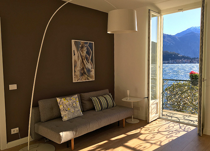 Lake Como Apartment, Griante, Italy | vacation homes for rent