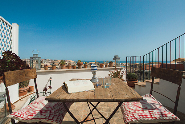 Ortigia Rooftop Apartment, Sicily, Italy | vacation home rentals
