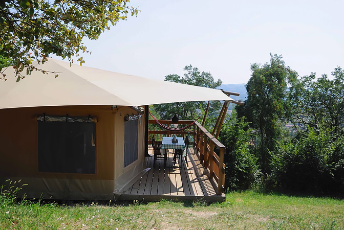 Piedmont Glamping Tents, Piedmont, Italy | glamping