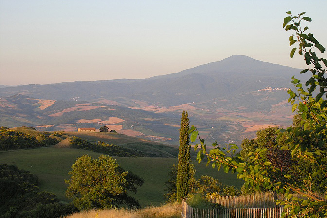 Pienza Country House, Tuscany, Italy | villas for rent, villas to rent