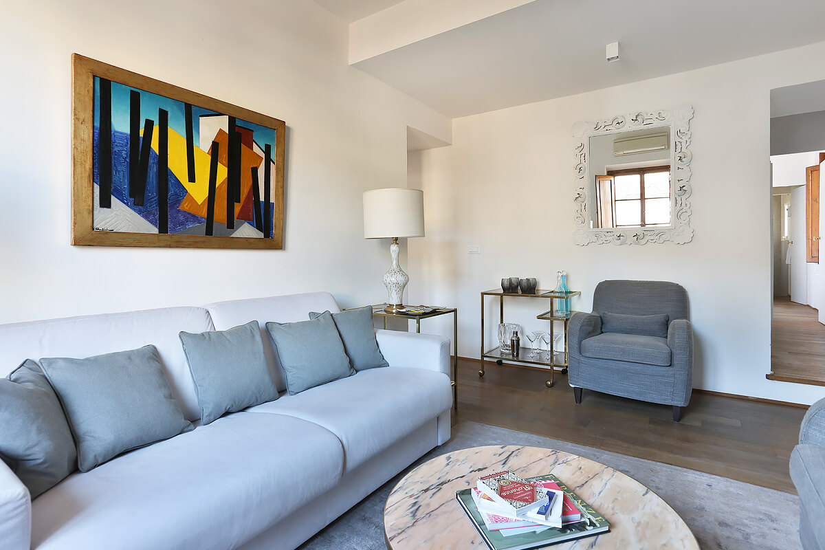 Terrace Apartment, Florence, Italy | vacation homes for rent