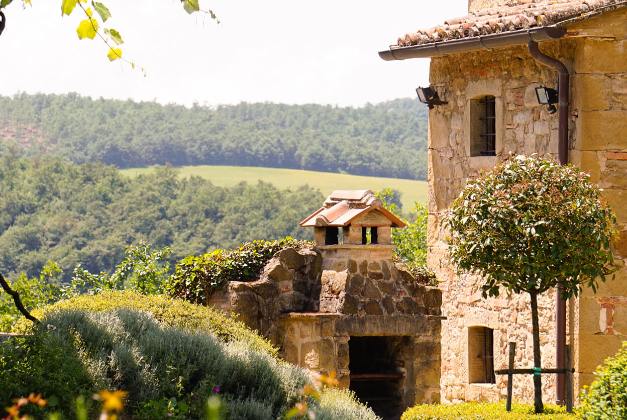 Villa Pignattari, Castel Rigone, Tuscany, Italy | villas for rent, villas to rent