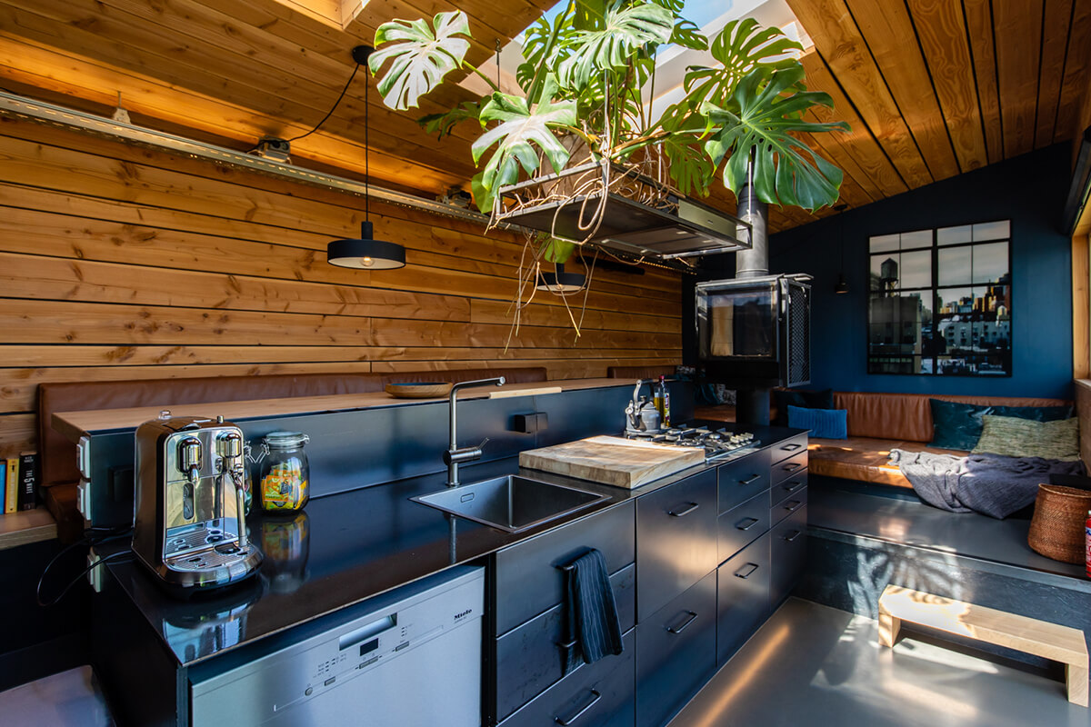 Island Cabin - Rotterdam, South Holland, Netherlands | cabin rentals
