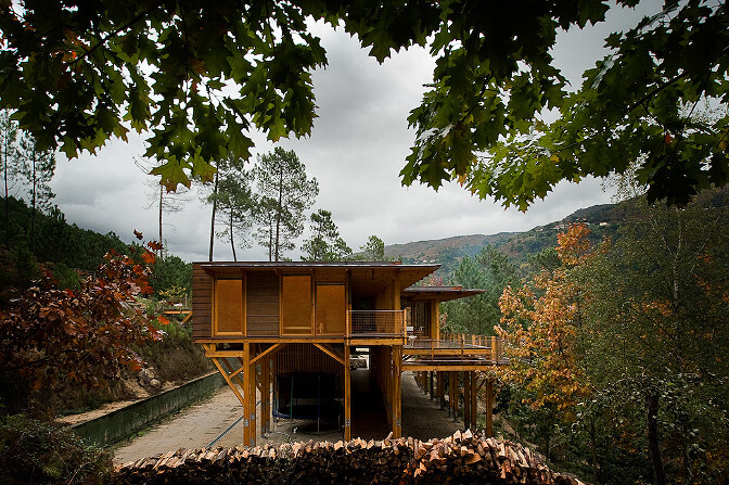 Hillside House, Gerês, Portugal | holiday lettings