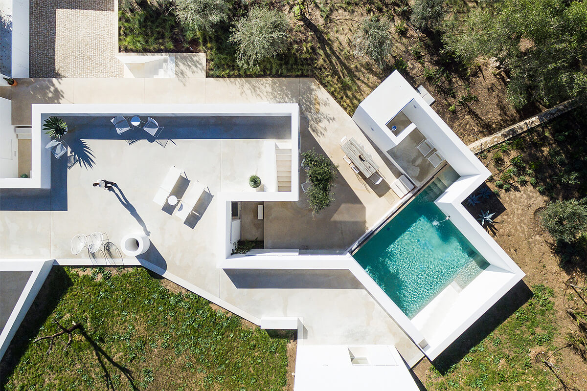 Casa Luum, Santa Barbara de Nexe, Portugal | holiday homes, holiday rentals