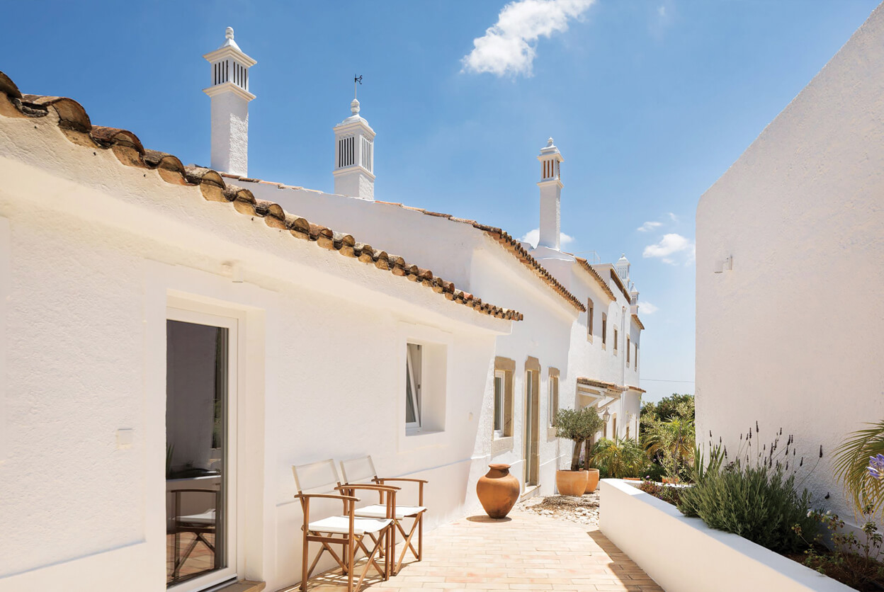 Farmhouse of the Palms Guesthouse, Faro, Portugal | vacation home rentals
