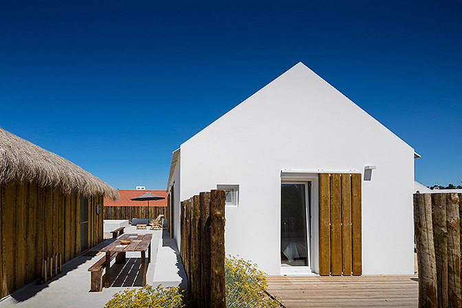 White House & Cabin, Comporta, Portugal | beach house rentals