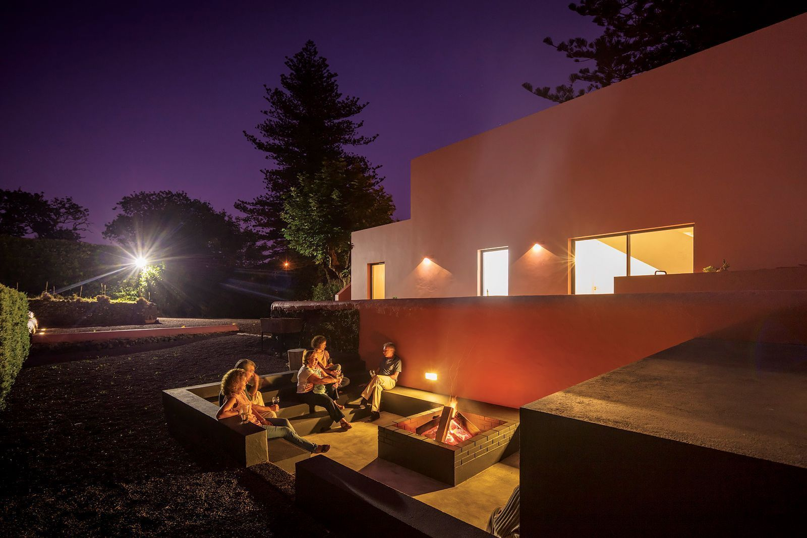 The Pink House, Azores, Portugal | vacation home rentals