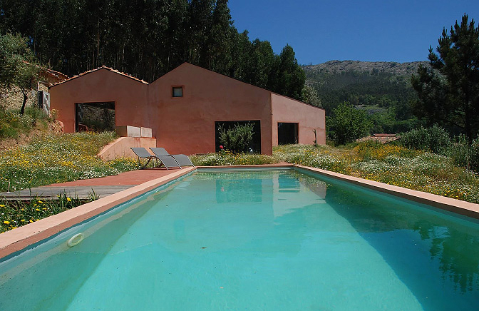 Nature Houses, Penela, Portugal   vacation homes for rent