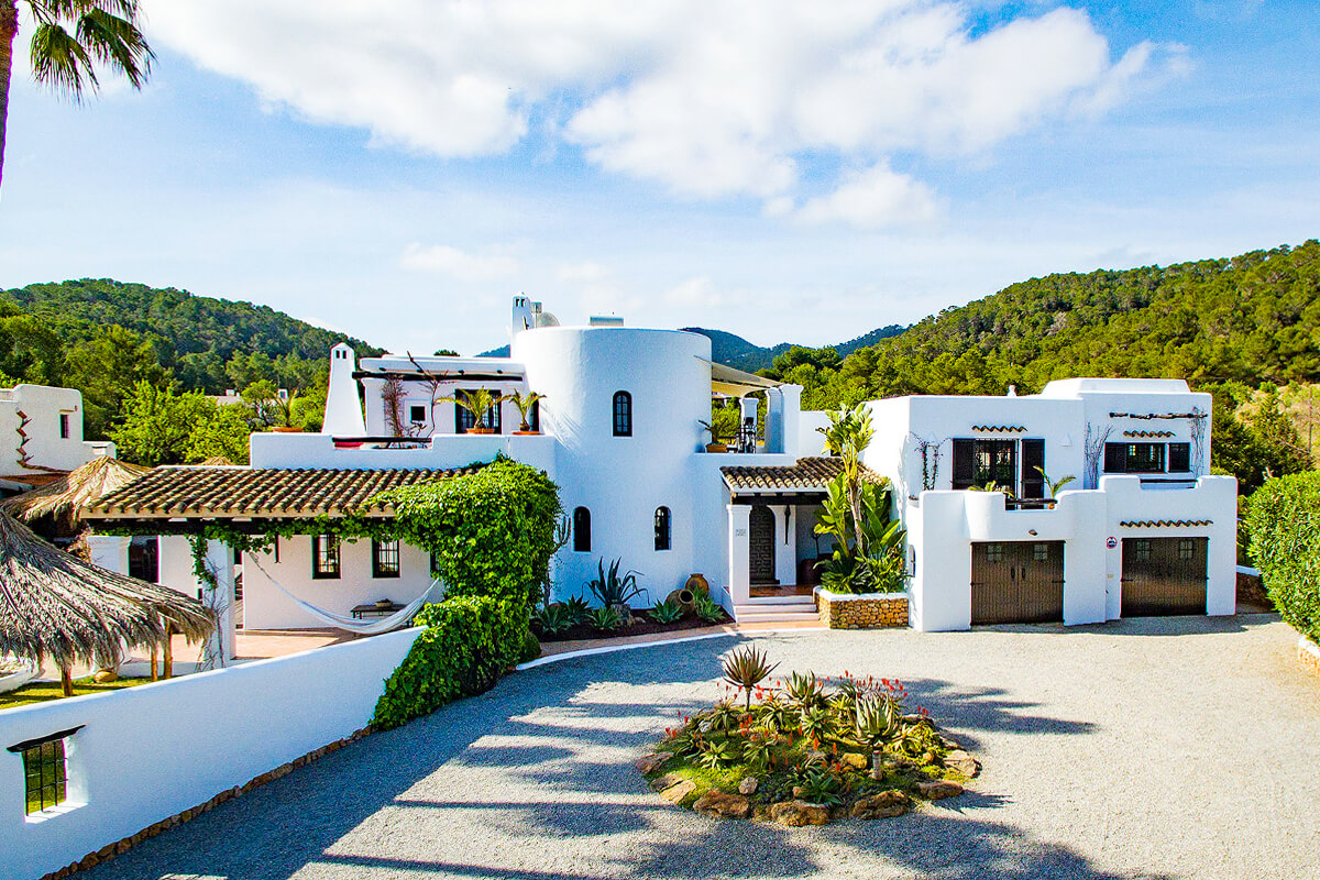 Can Verru - Sant Josep, Balearic Islands, Spain | villas for rent, villas to rent | villas for rent, villas to rent
