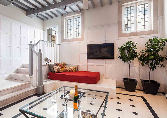 Palace Apartment - Madrid, Madrid Area, Spain | vacation home rentals