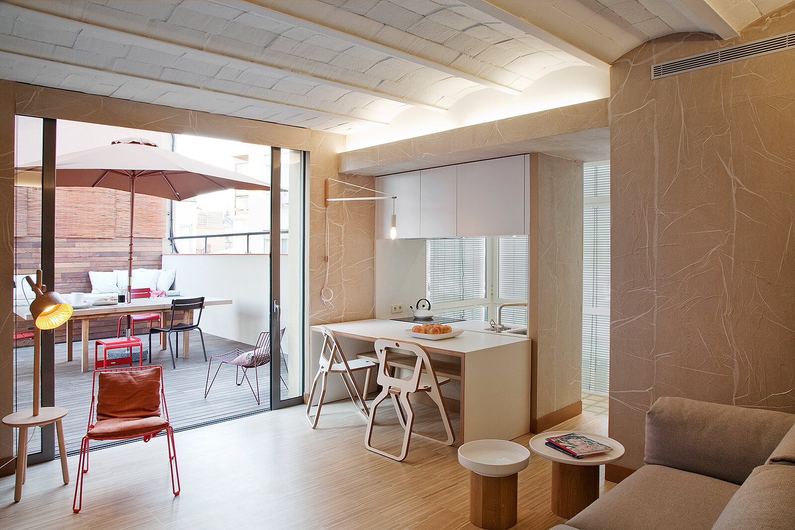 Playful Penthouse, Barcelona, Spain | vacation home rentals