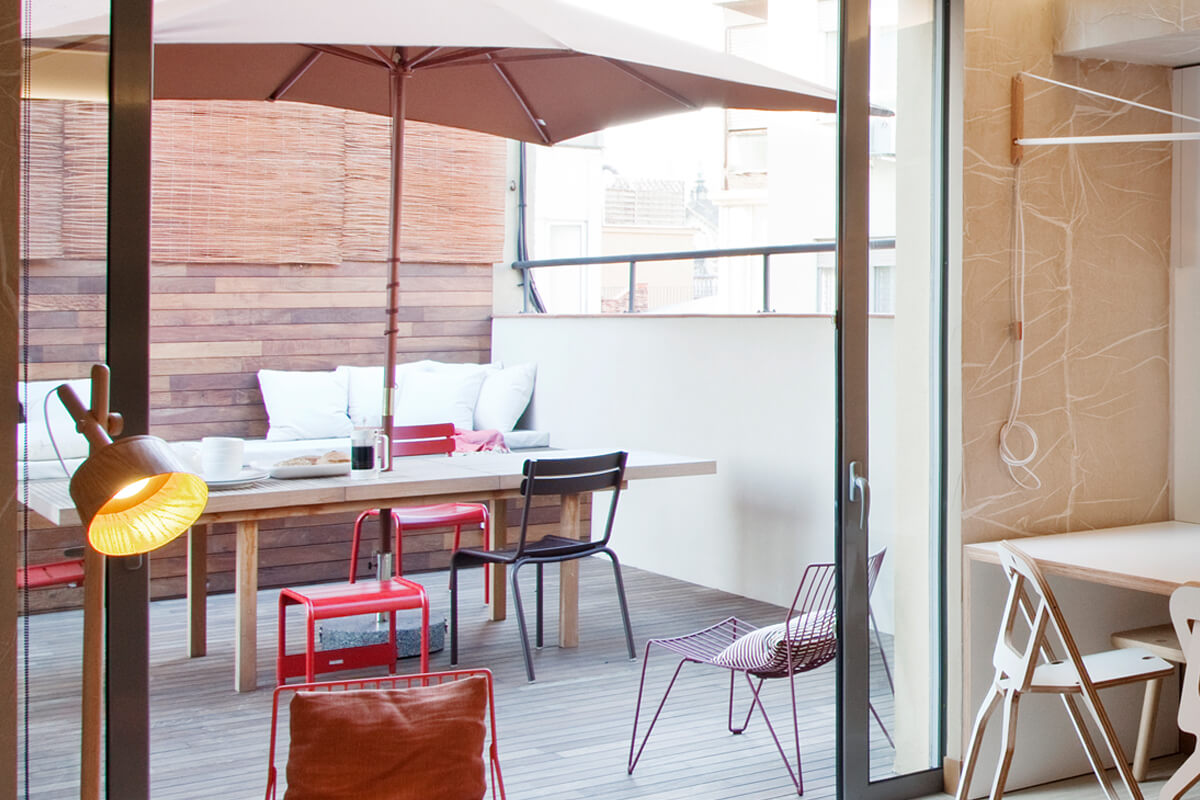 Playful Penthouse - Barcelona, Catalonia, Spain | vacation home rentals