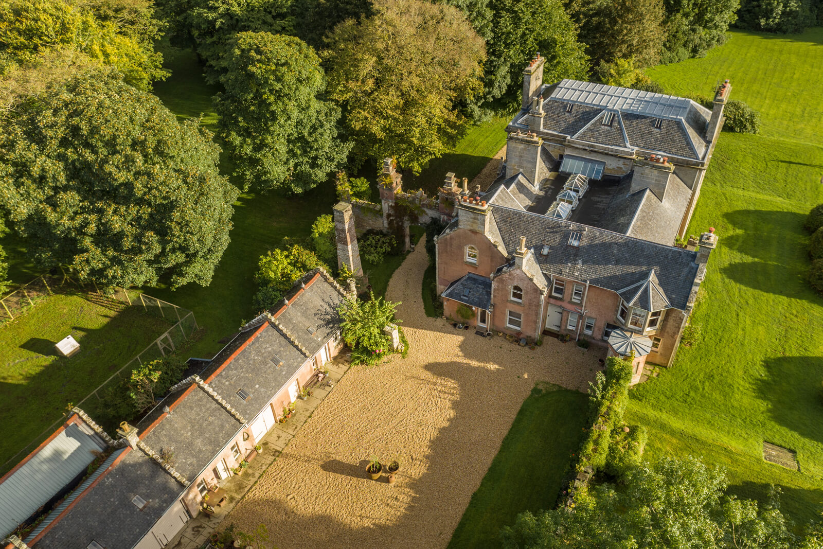 Olrig Country House, Castletown, Scotland | villas for rent, villas to rent