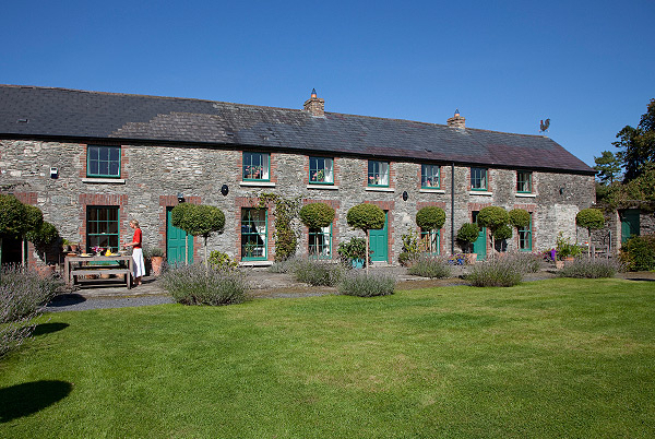 Burtown Stable Yard House, Athy, Co. Kildare, Ireland | vacation home rentals